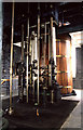 SK1108 : Cornish beam pump, Sandfields Pumping station by Chris Allen