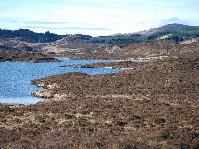 Kilduskland Reservoir