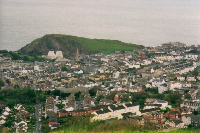 View over Ilfracombe
