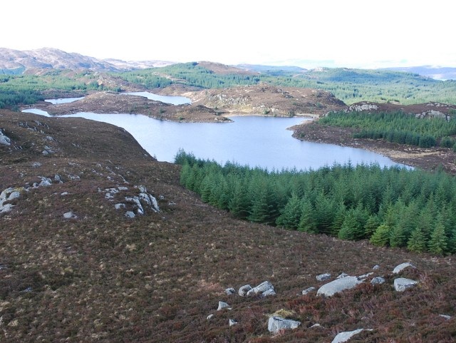 Loch nam Breac Buidhe