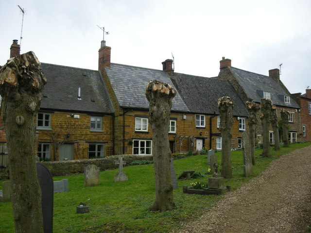 Long Buckby-Nuns Lane