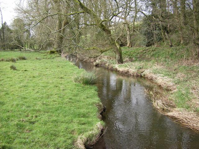 River Conder, near Conder Mill