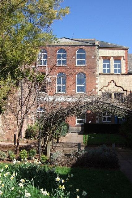Rowe Memorial Hall, Exeter