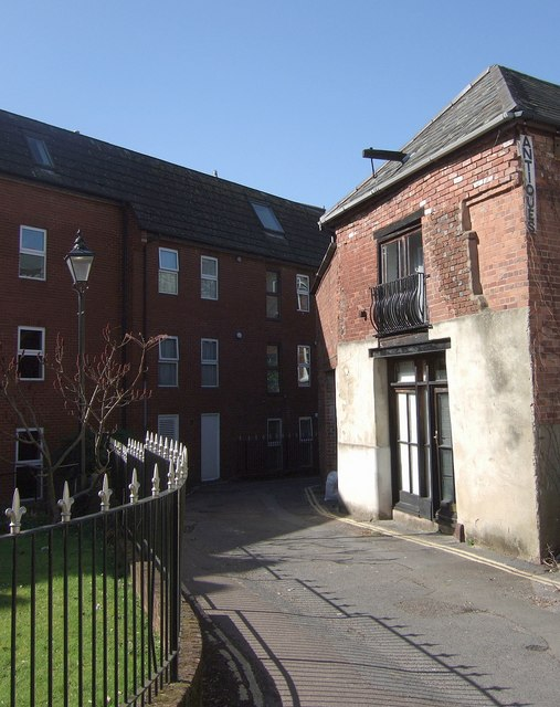Friernhay Street, Exeter