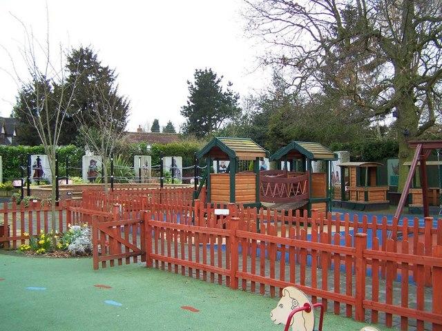 Playground, Elford