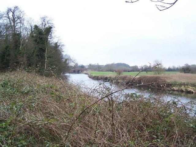 River Tame, Elford