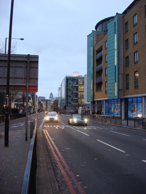 Goswell Road