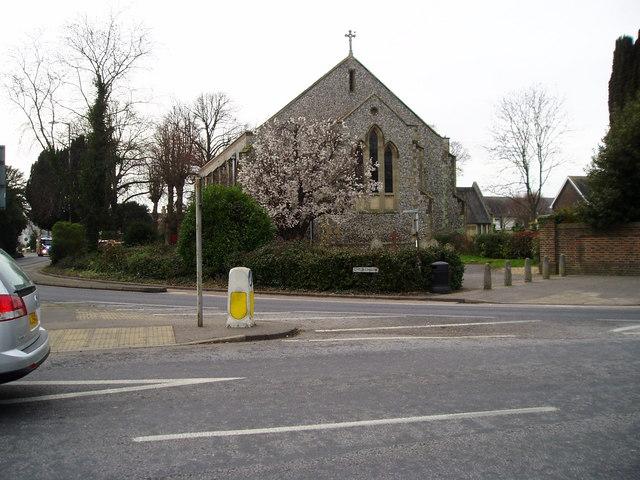 St Paul's Church, Churchside