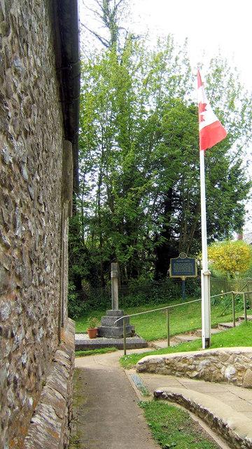 Wolford Chapel near Honiton, Devon