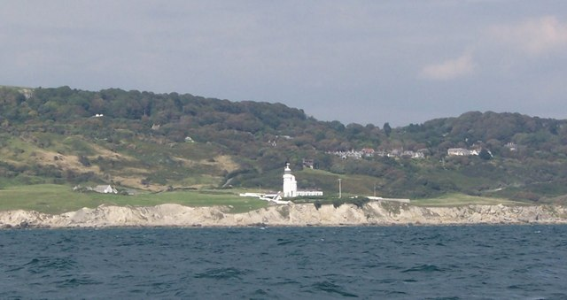Lighthouse at St.Catherine's Point-Isle of Wight