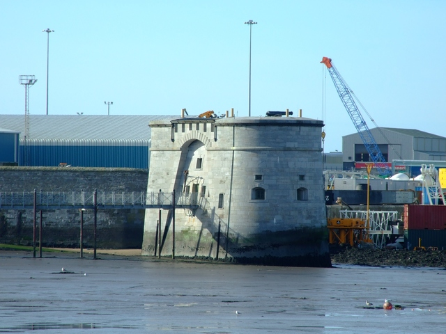 Martello Tower, Pembroke Dock