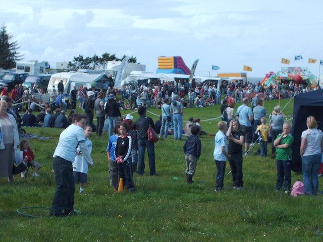 Arisaig Highland Games 2007