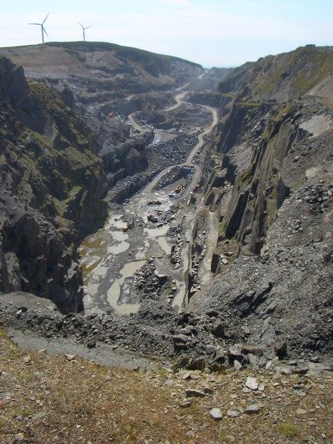 Kirkby Slate Quarry