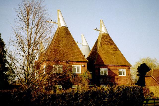Jarmons Oast House, Collier Street, Kent