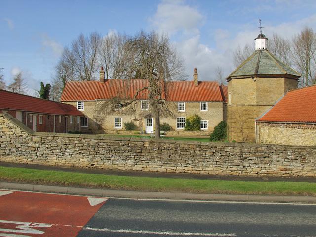 Manor Farm, North Cave