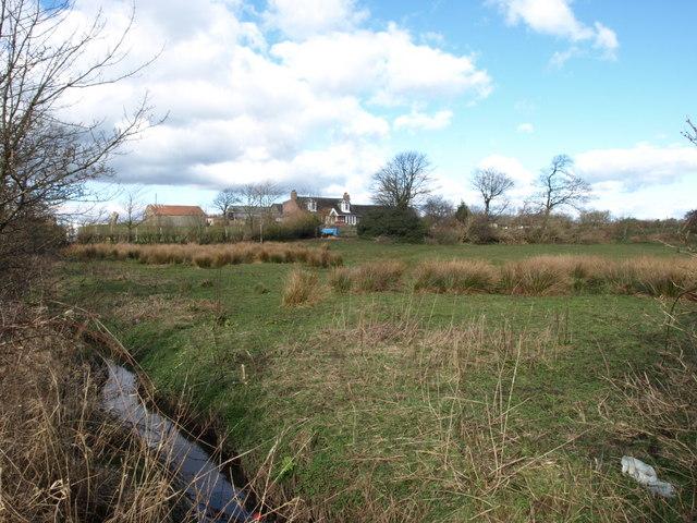 Penny Burn and Dubbs Farm, Ardeer