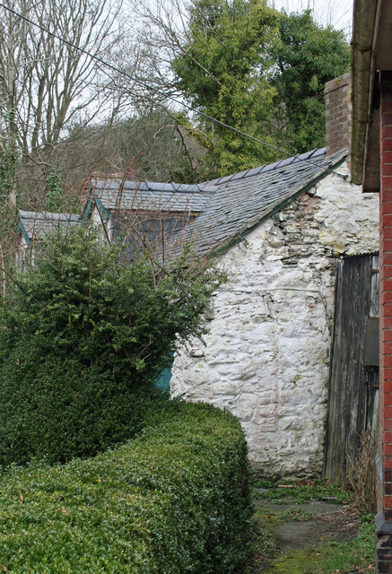 Cottage Wall
