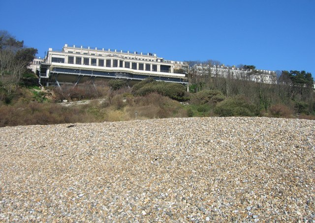 Shingle Bank & Leas Cliff Hall