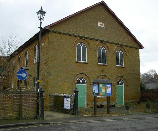 Long Buckby Baptist Church