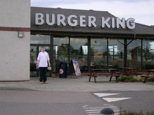 Burger King Drive-Thru, Elgin