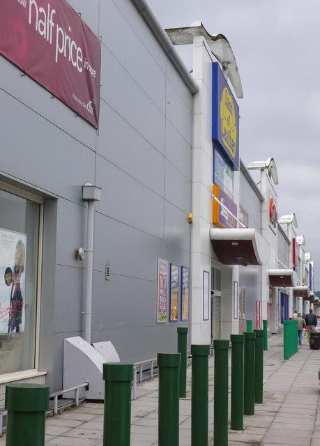 Wessex Gate Retail Park, Poole