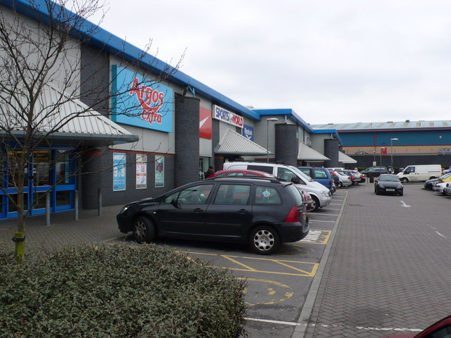West Howe Retail Park