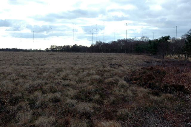 Open land on Bowness Common