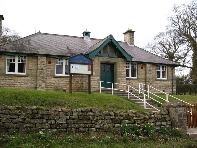 Fearby and Healey village hall