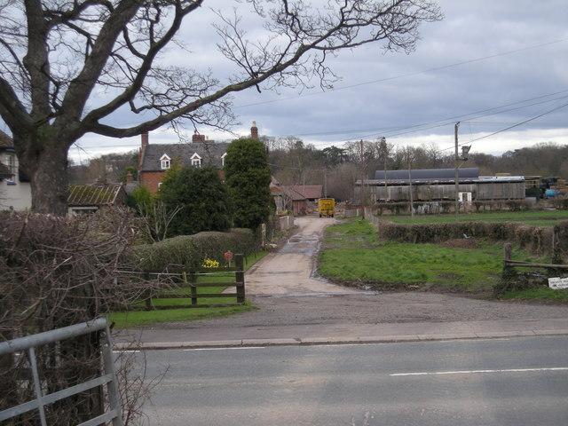 Emstrey Farm