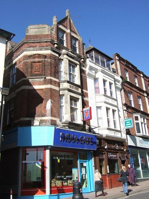 Premises on Fore Street, Exeter