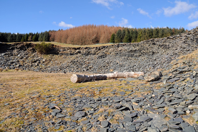 Disused Slate Quarry