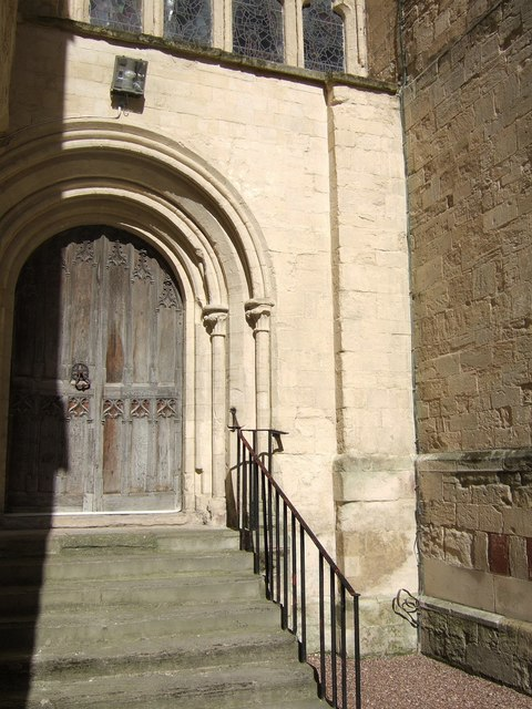 Doorway, Exeter Cathedral