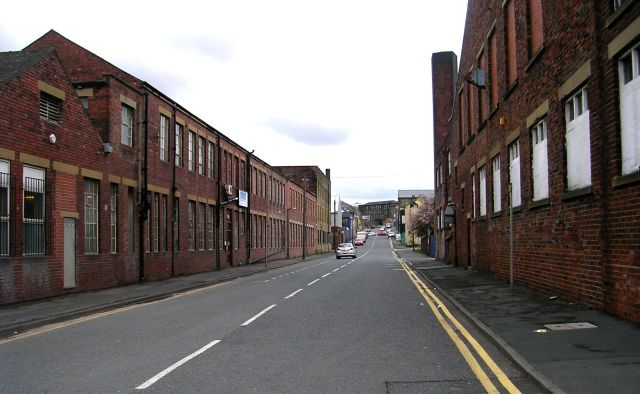 Edderthorpe Street - Hammerton Street