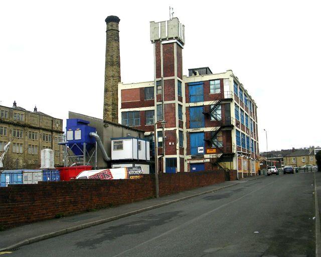 DFK - Wenlock Street, off Leeds Road
