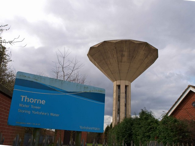 Thorne Water Tower