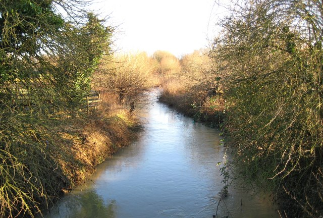 Littlemore Brook in Sandford-on-Thames