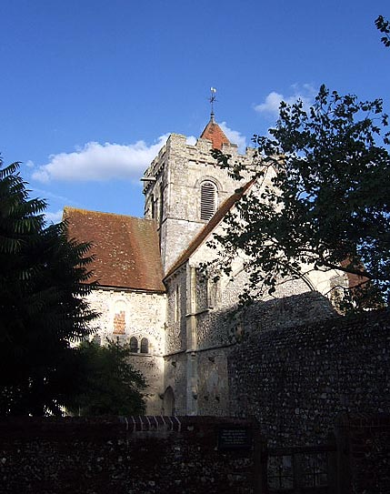 Boxgrove Priory Church , West Sussex