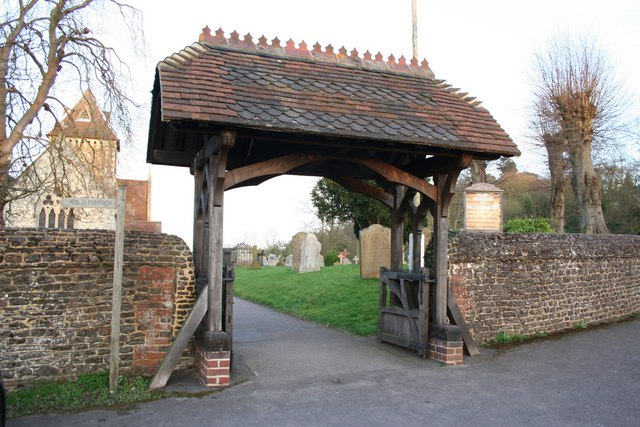 St.Laurence's lych gate