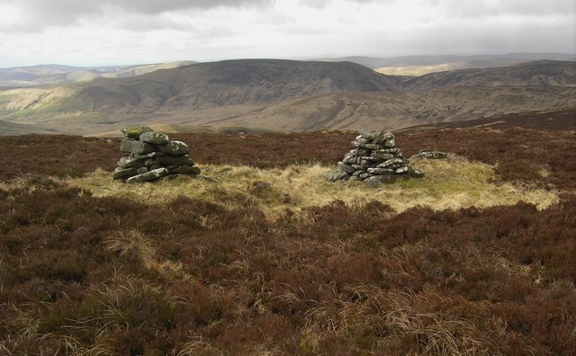 Two Cairns