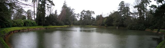 Storage Pond in Sheffield Park Gardens