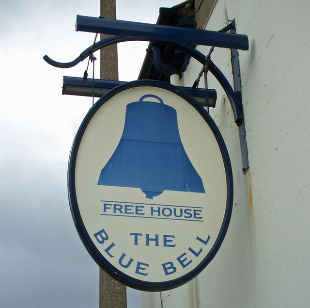 The Sign of the Blue Bell