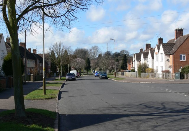 Gooding Avenue, Leicester