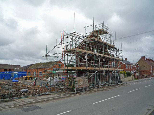 Redevelopment on Pasture Road