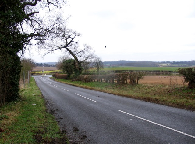 A507 junction