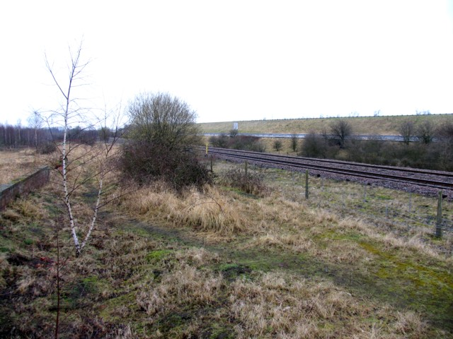 Railway and Millbrook Proving Ground