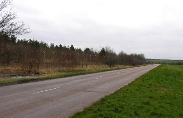 Towards Millbrook Station