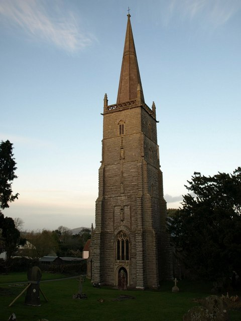 St Mary's Church, East Brent