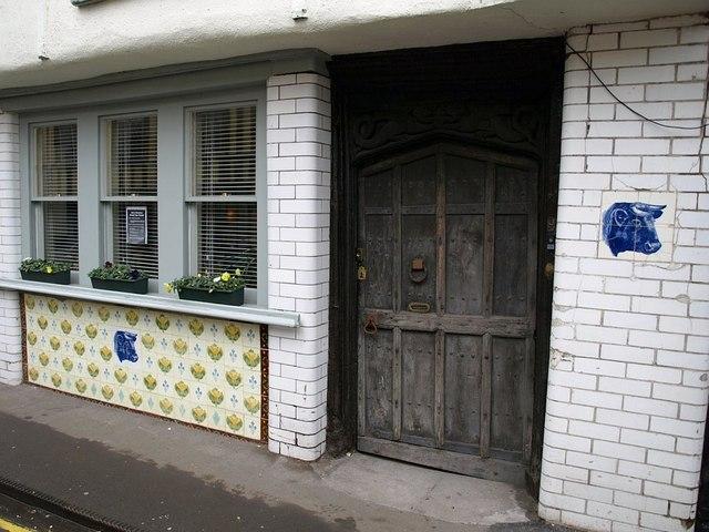 House in High Street, Axbridge