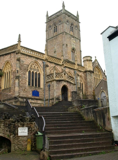 Church of St. John the Baptist, Axbridge