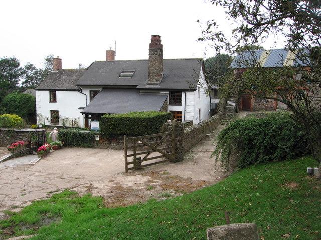 Burton Farm, Galmpton